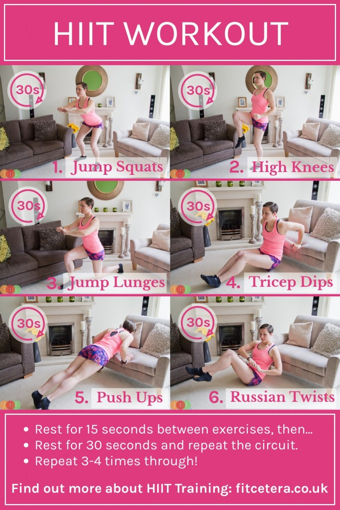 HIIT Workout1