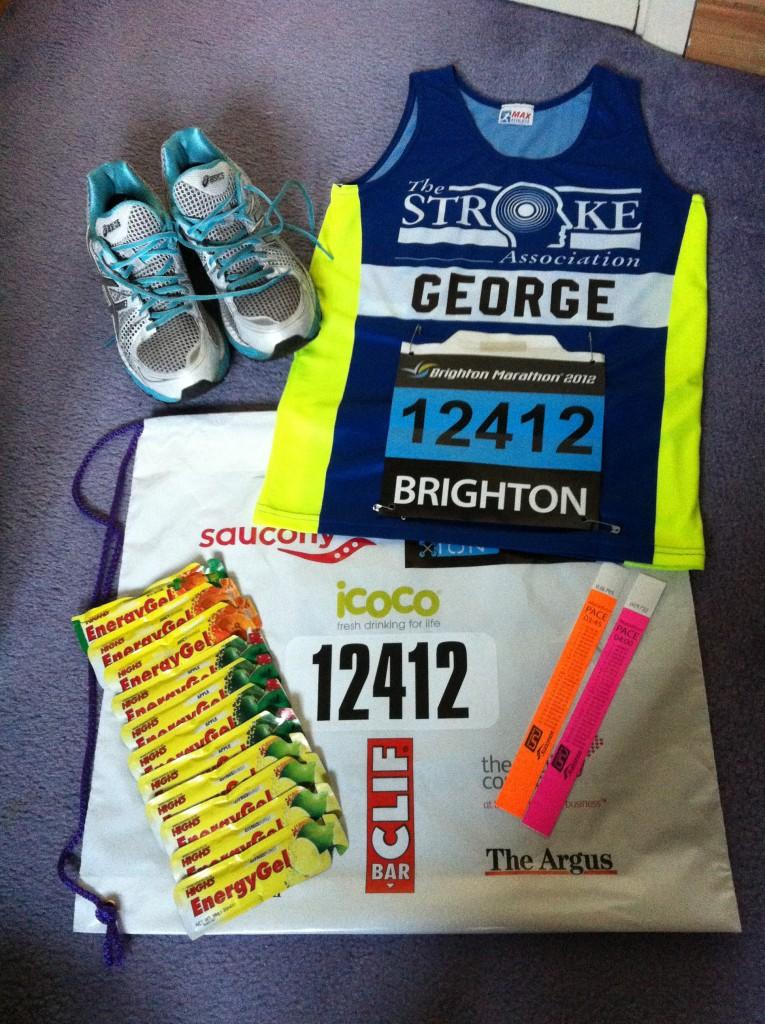 Spring into a Marathon – Part 7