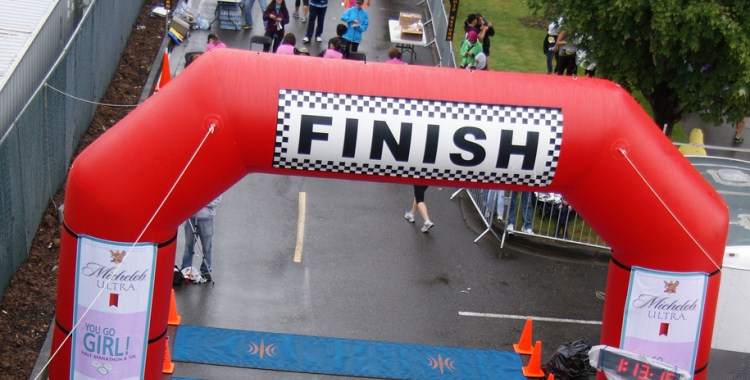 Finish Line Featured