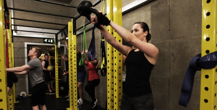 GymBox: Frame Fitness