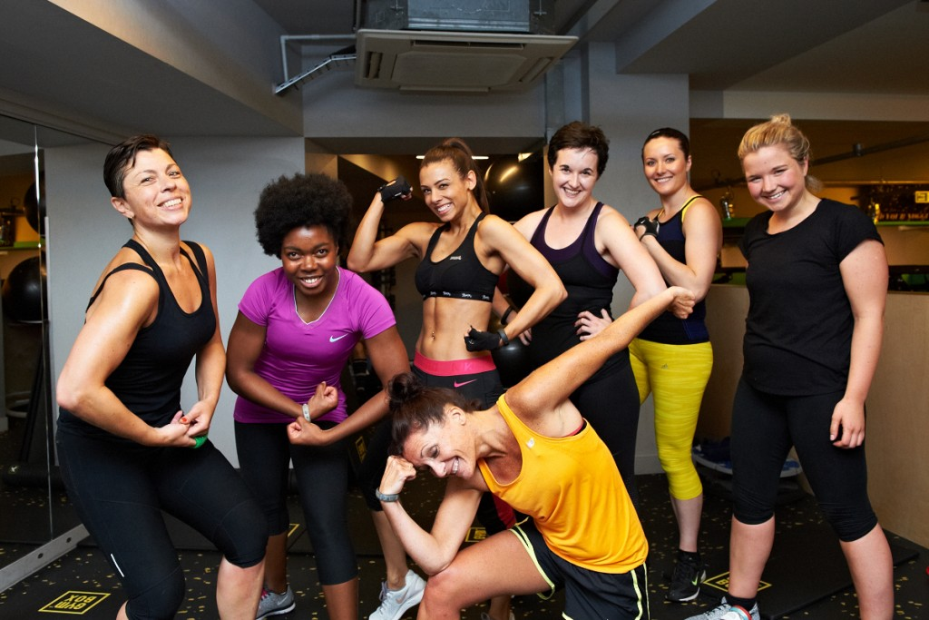 GymBox… The Bloggers' Champion Challenge