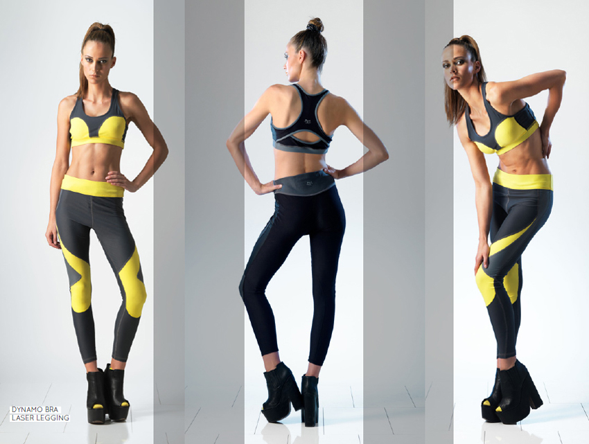 Charli Cohen VIS Collection Combines Luxurious Fashion with Performance Sportswear