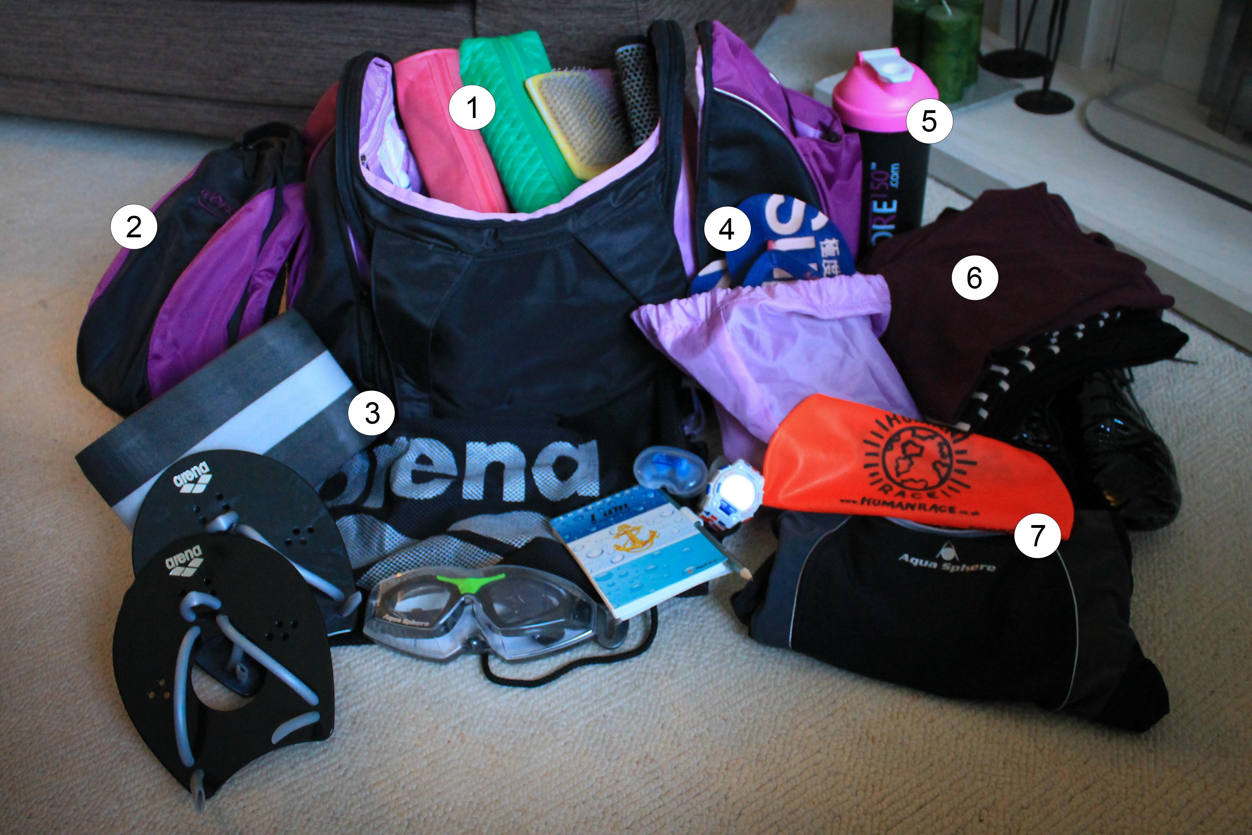 Bag Contents