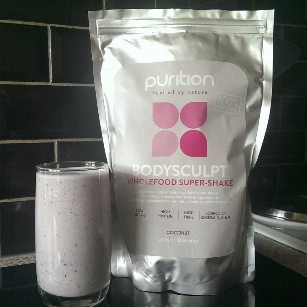 Purition Bodysculpt – The Wholefood Shake