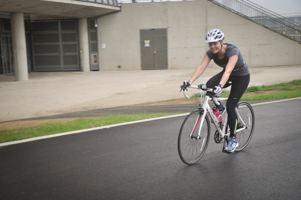 Duathlon Dos and Don'ts at the Velopark Women's Only Race