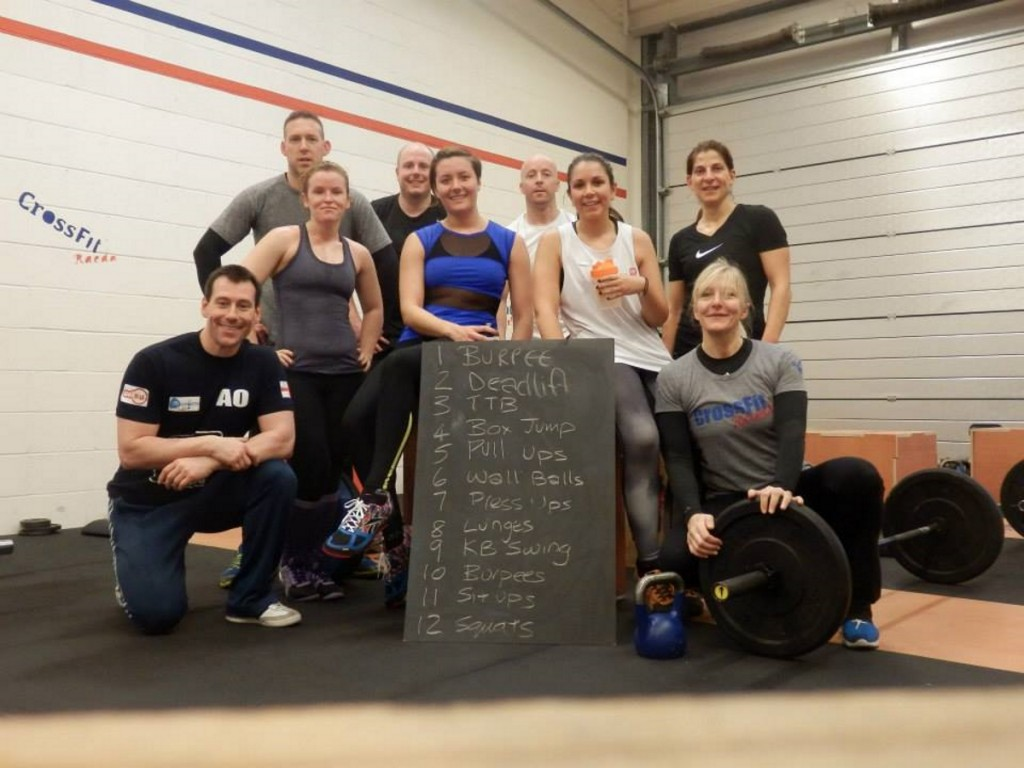 CrossFit – One Year On