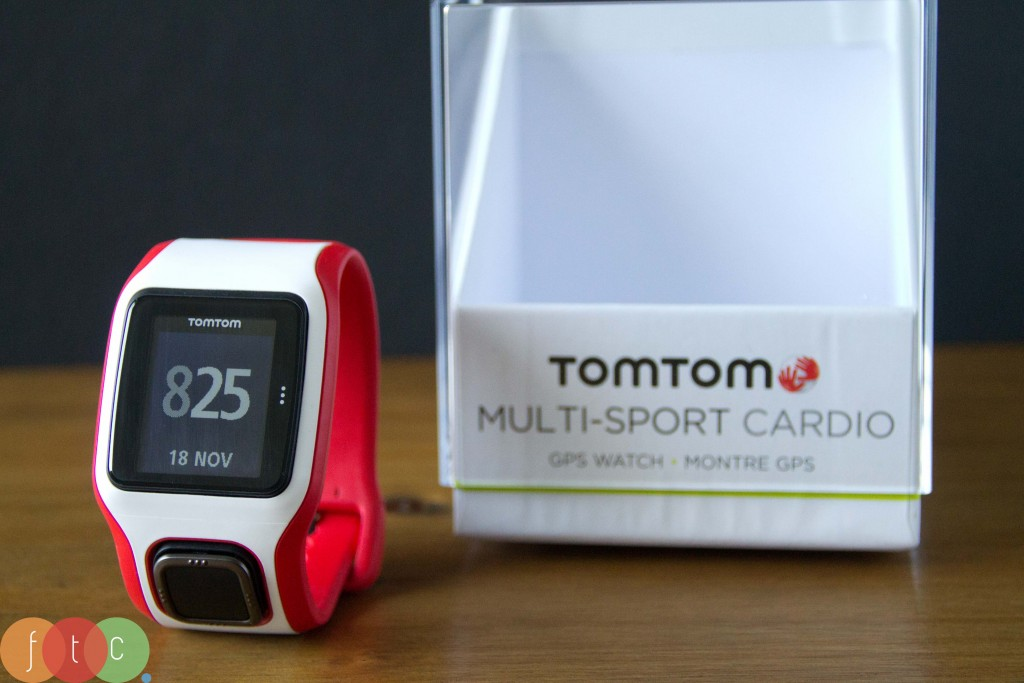 On Trial: TomTom Multi-Sport Cardio