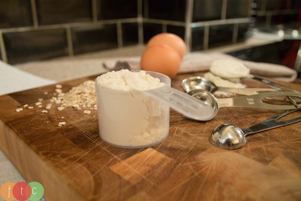 Cooking with Protein Powders