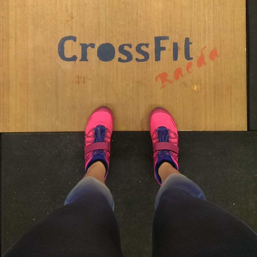 2015 Training Diary – Week 1