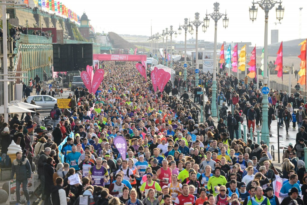 Brighton Half Marathon, Plus 10 Tips for a Fun Race