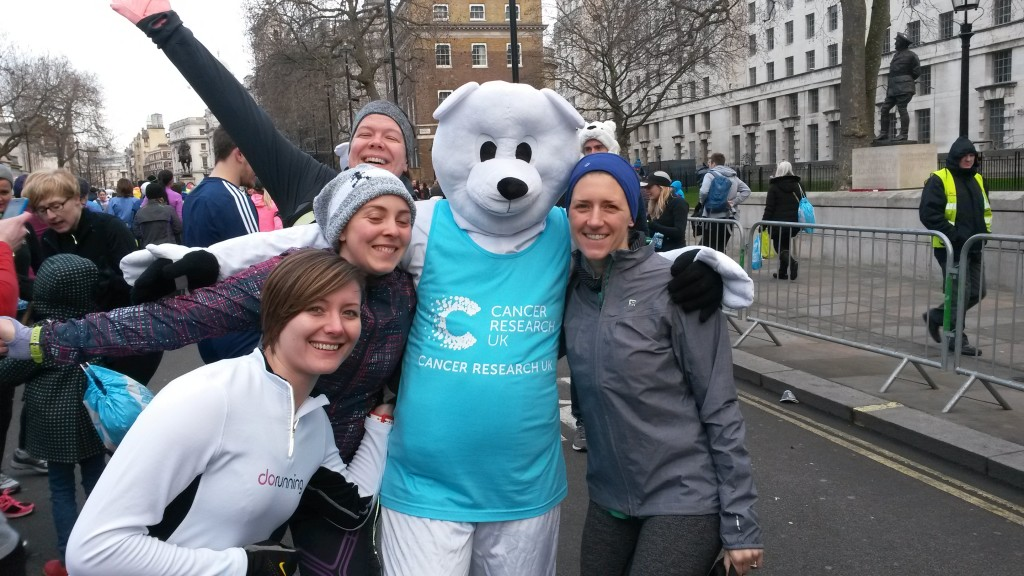 Cancer Research London Winter Run