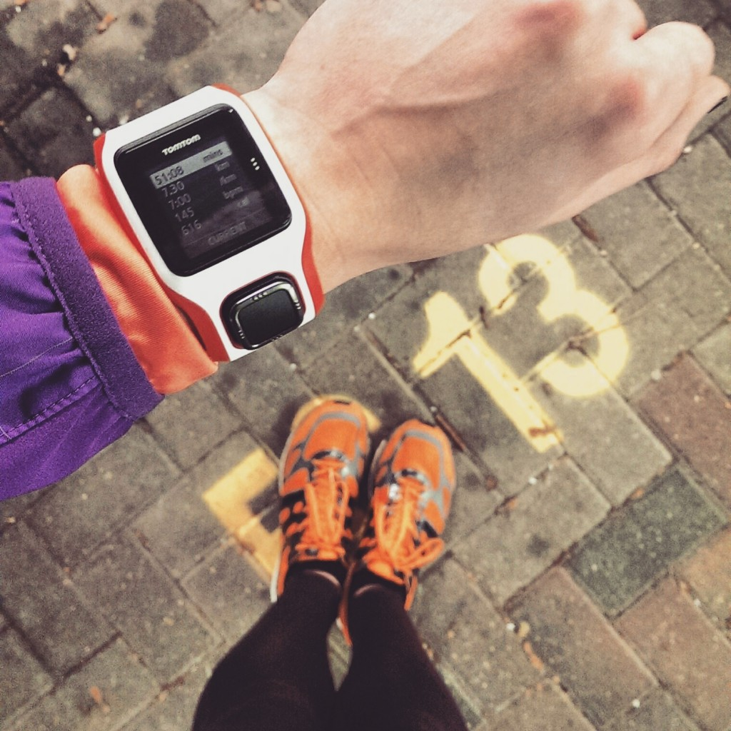 2015 Training Diary – Week 8