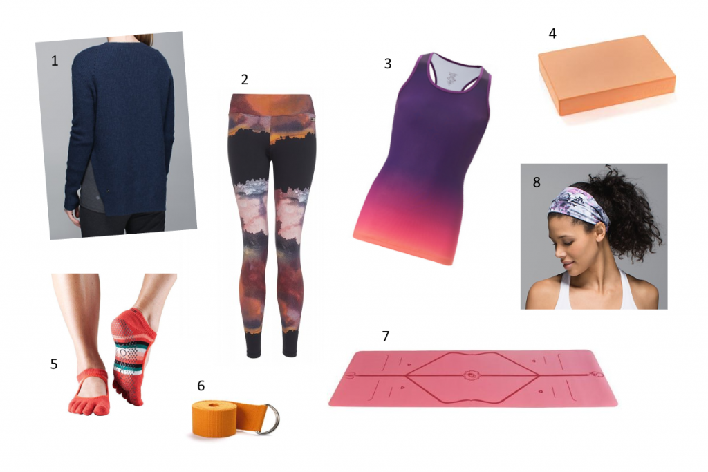 Fitcetera Loves – Sunrise Yoga Outfit