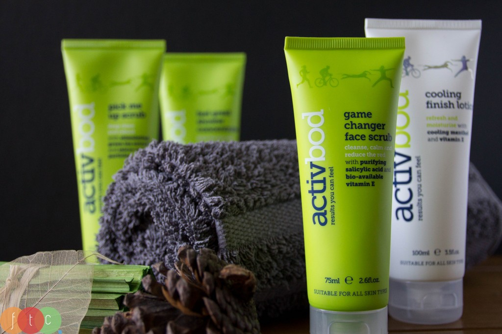 Body Care Products for an Activbod