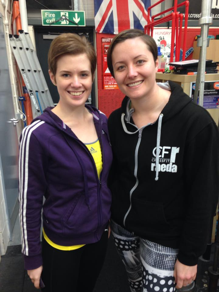 Katie CrossFit