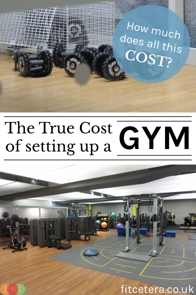 Cost of Setting Up a Gym