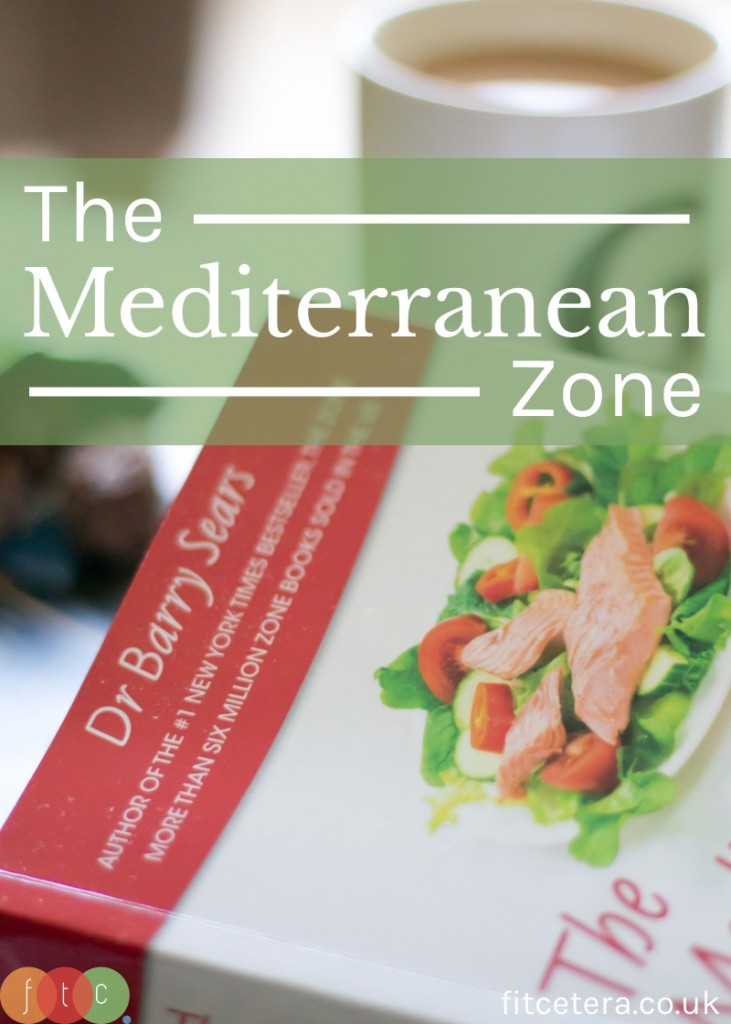 The Zone Diet Mediterranean Review