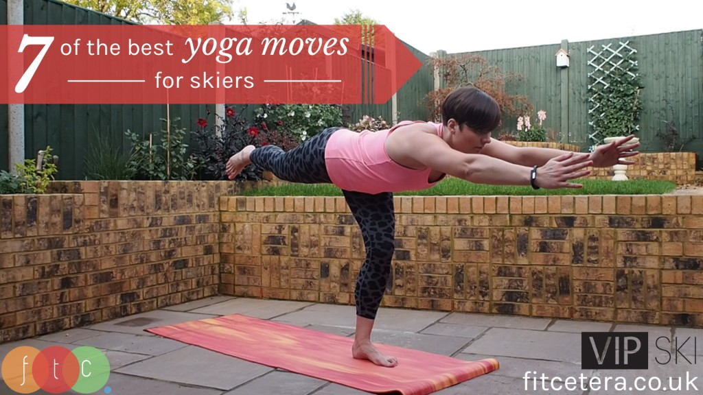 The Best Yoga Moves For Skiing