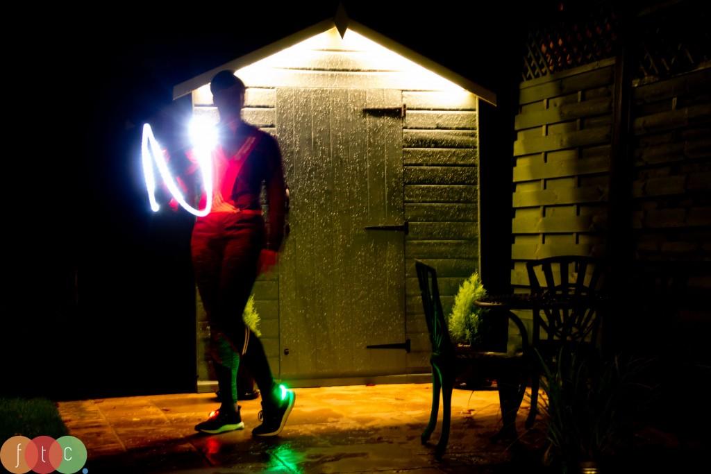 #FireUpYourRun With Nathan Sports Running Lights