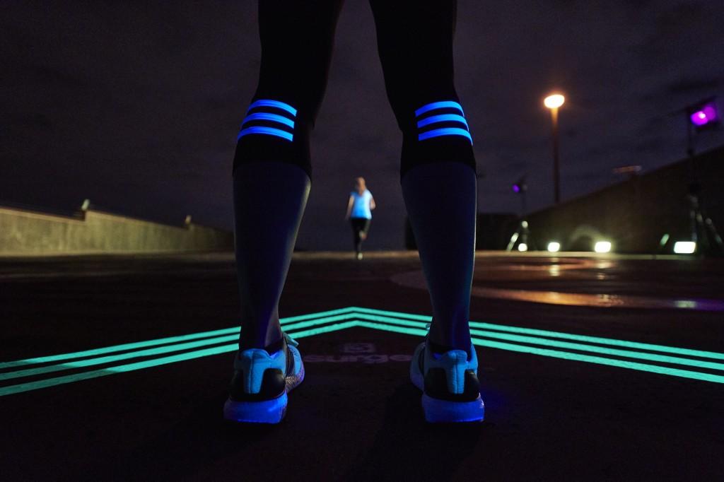 #EnergyRunning with adidas