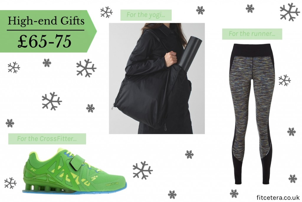 High-end Christmas Gifts For The Runner, Yogi and CrossFitter