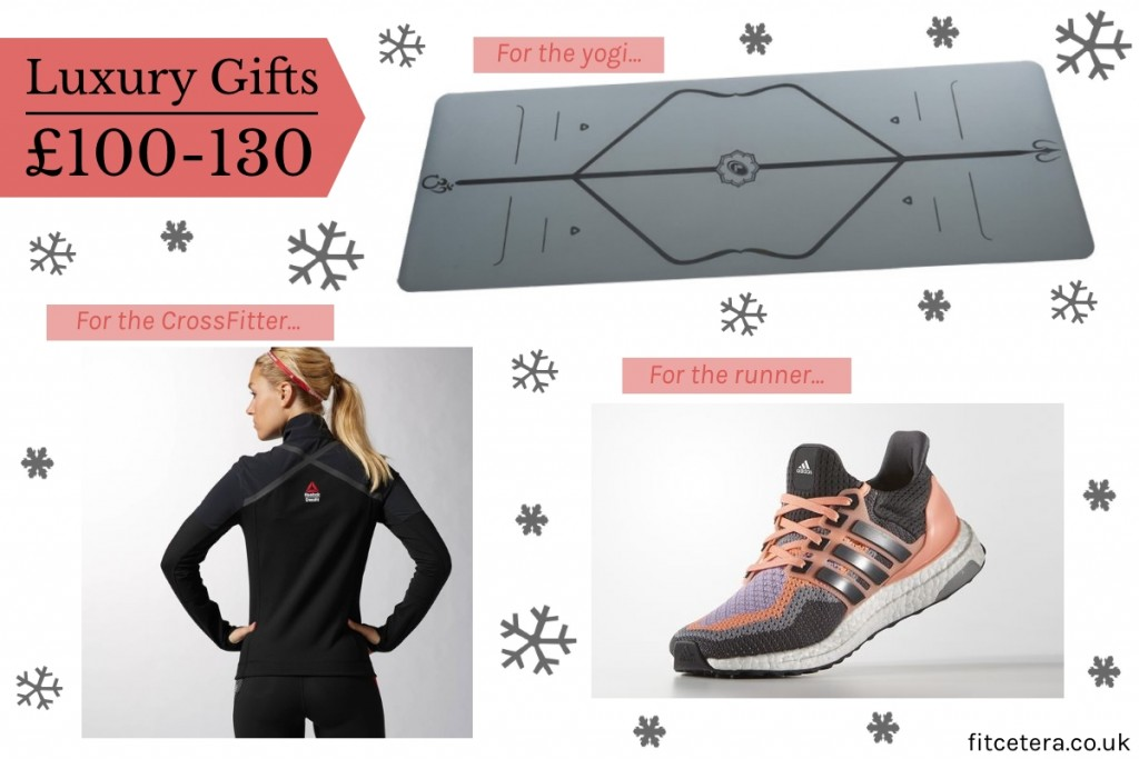 Luxury Christmas Gifts For The Runner, Yogi and CrossFitter