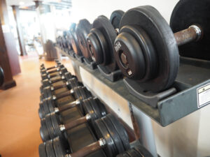 Penthouse Gym Sandals Royal Bahamian