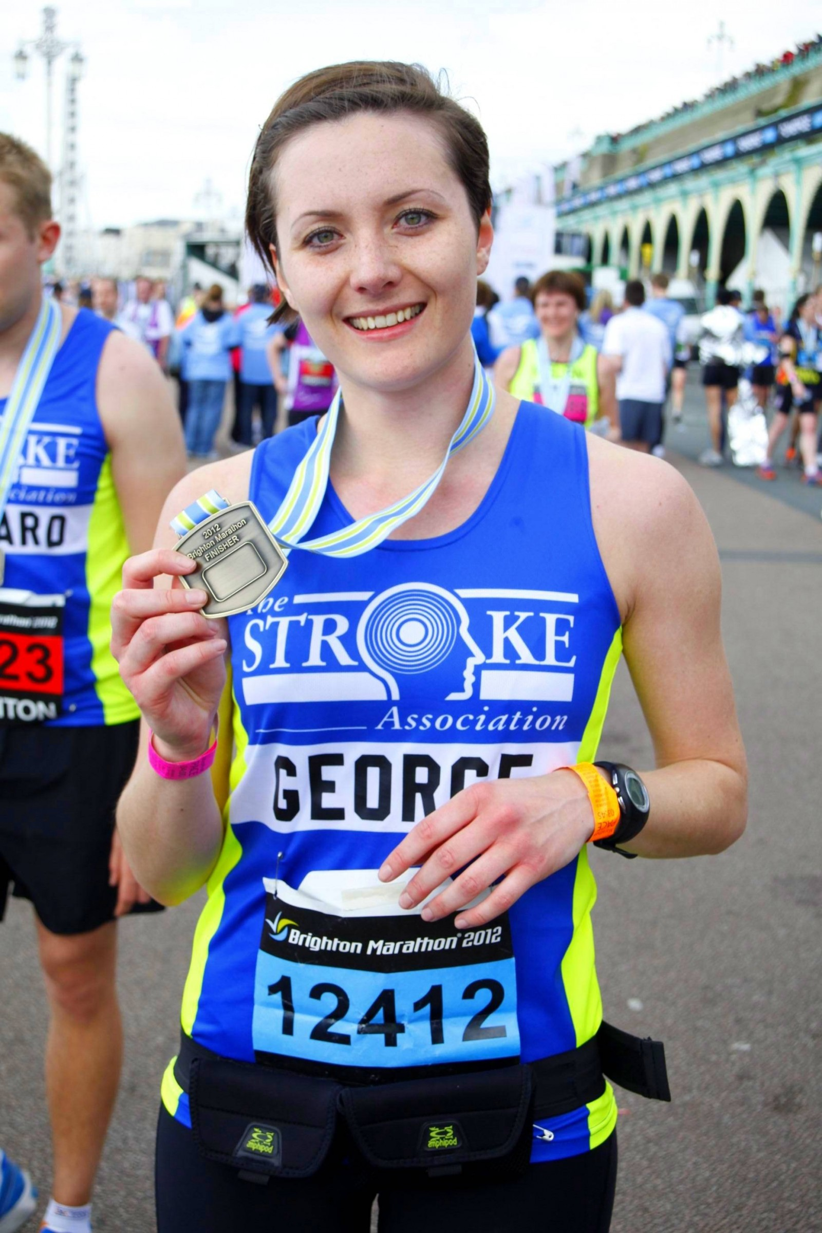 Brighton Marathon for the Stroke Association