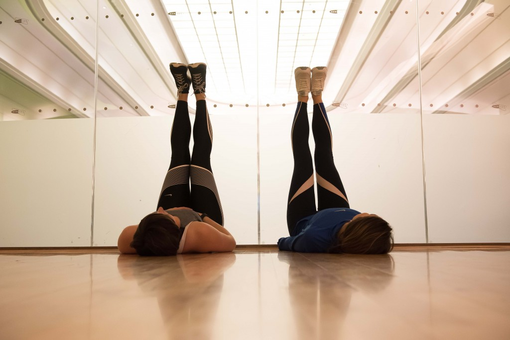 Partner Exercises – Workout With a Friend