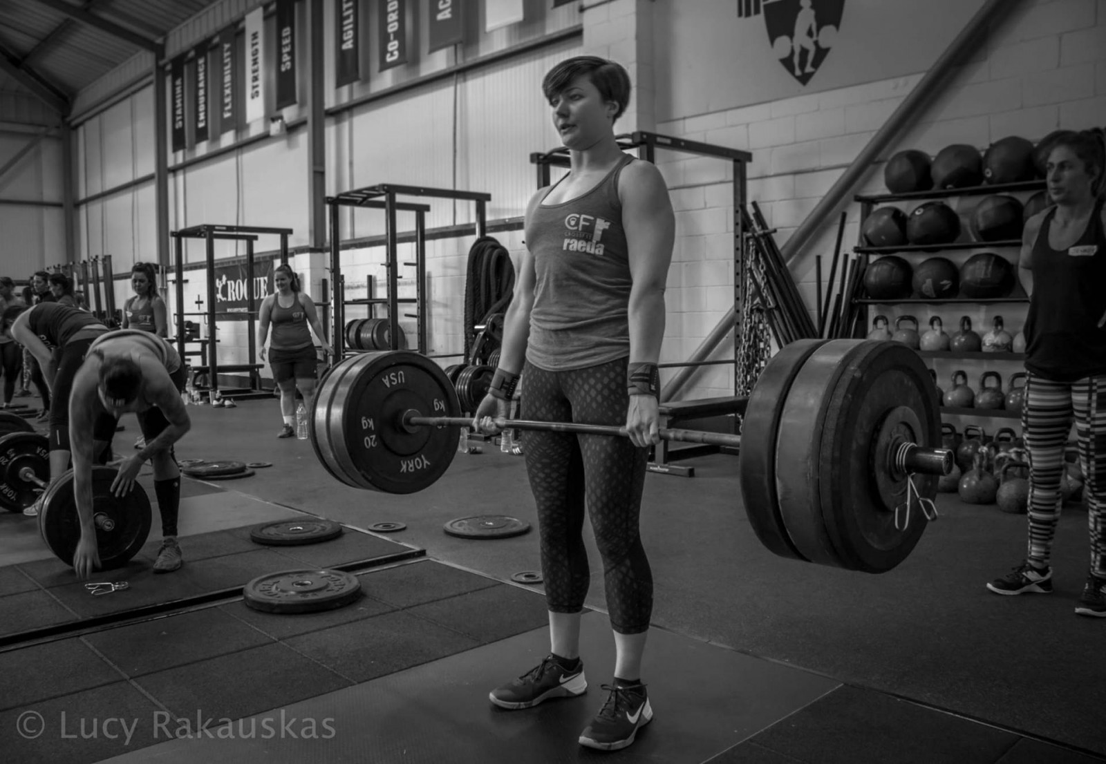 Georgina Deadlift