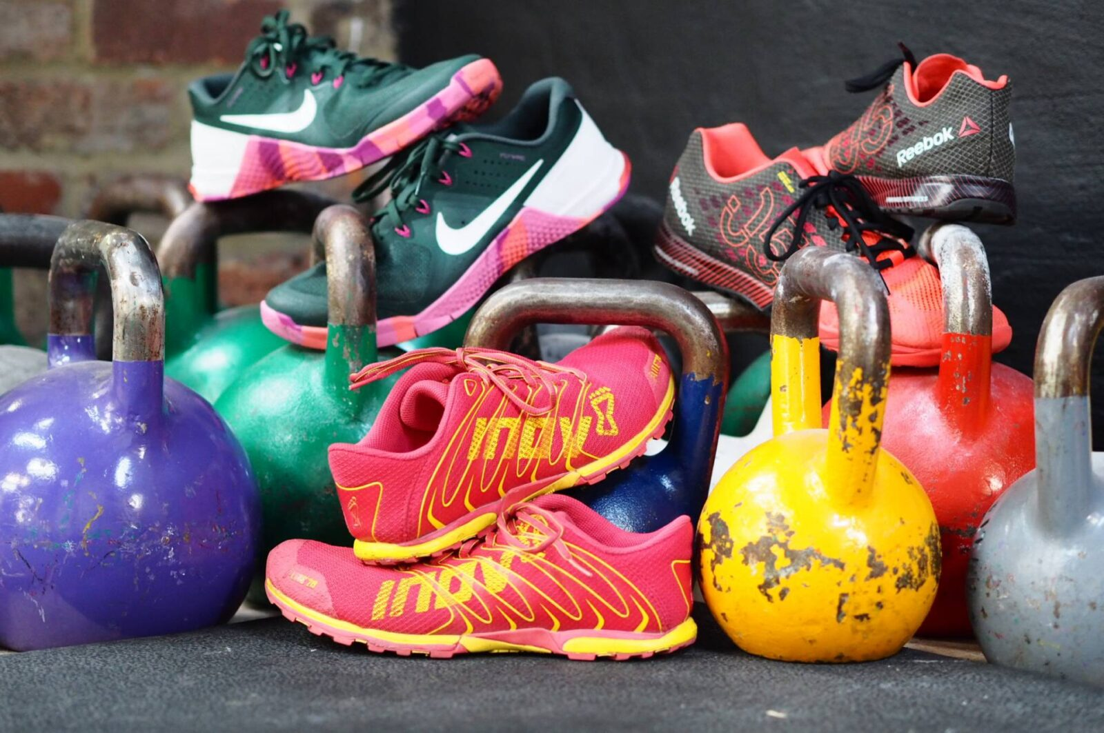 What Trainers Should I Wear for CrossFit?