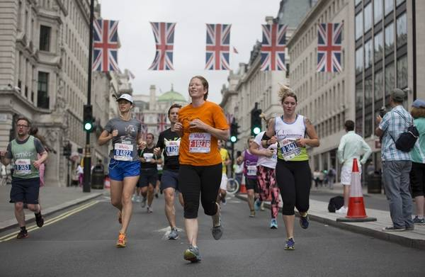 A Very British 10k – London Race Report