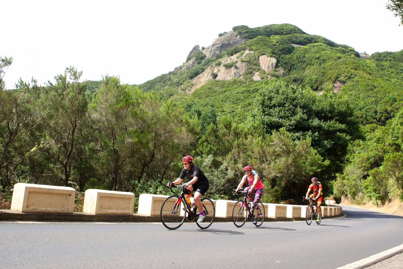 Cycling in Tenerife