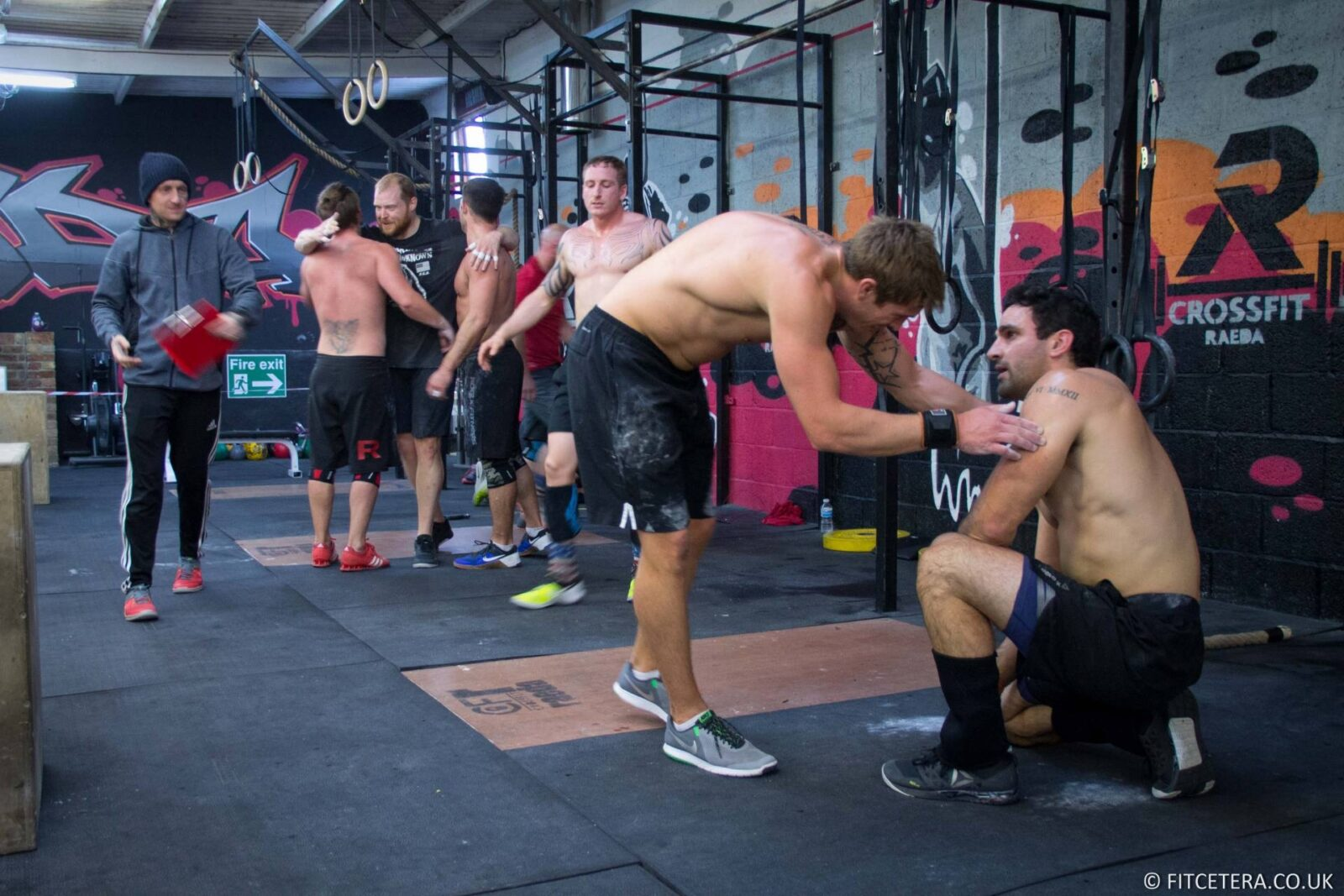 How to Up Your Game in CrossFit Competitions