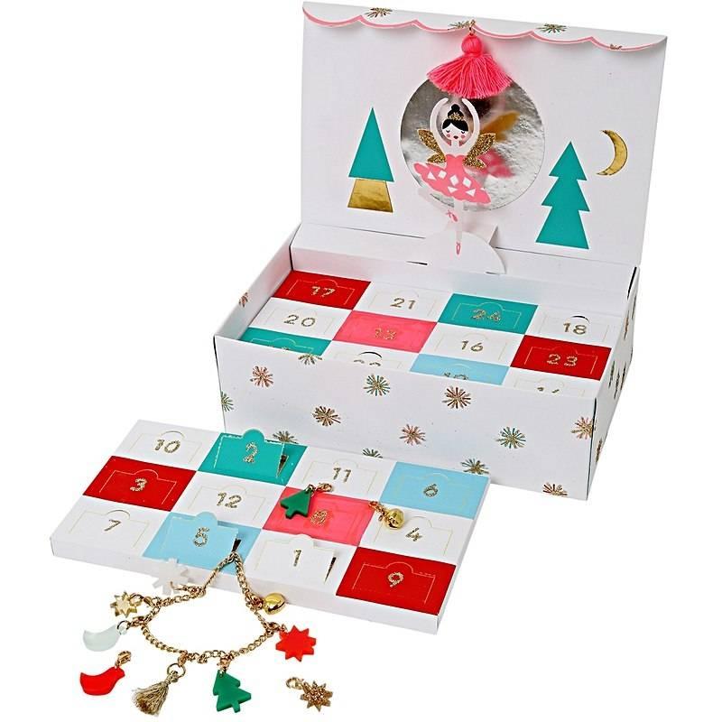 Oliver Bonas Charm Bracelet Advent Calendar