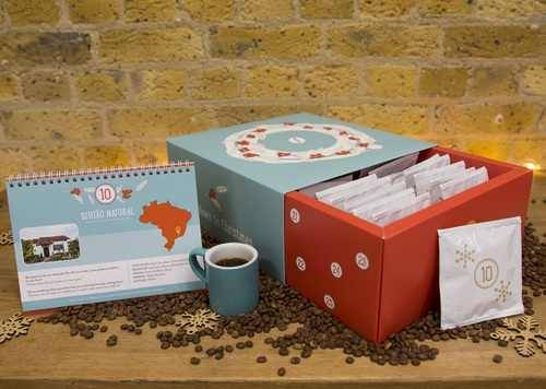 Pact Coffee Advent Calendar