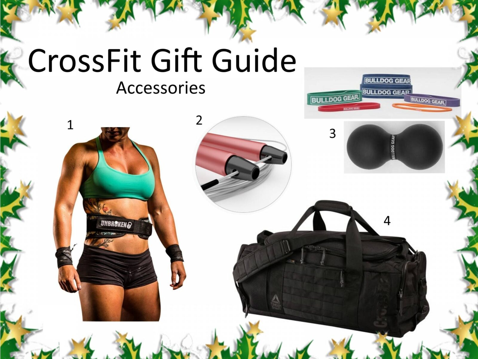 CrossFit Christmas Gift Guide