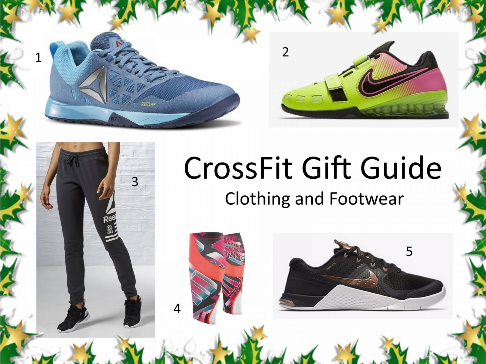 crossfit-gift-guide-clothing-and-footwear