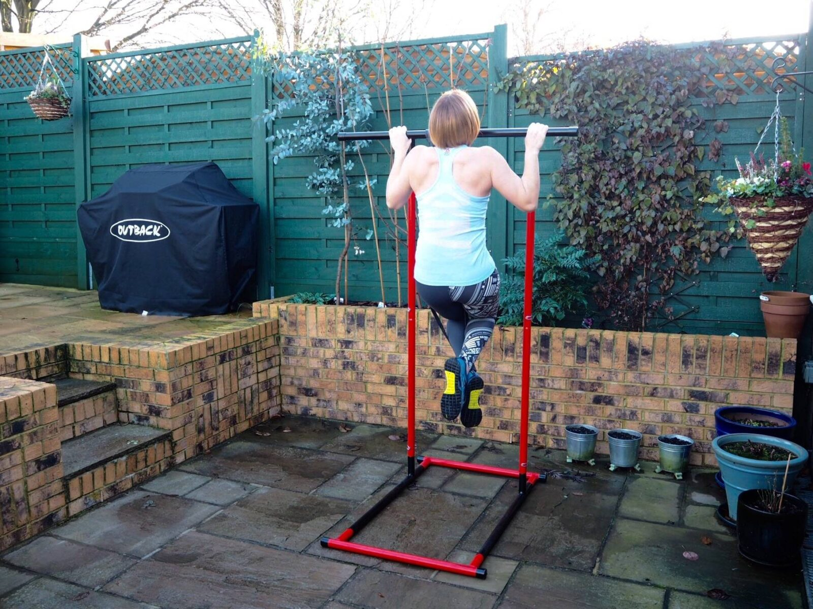 Outside the Box – Pull-Up Exercises