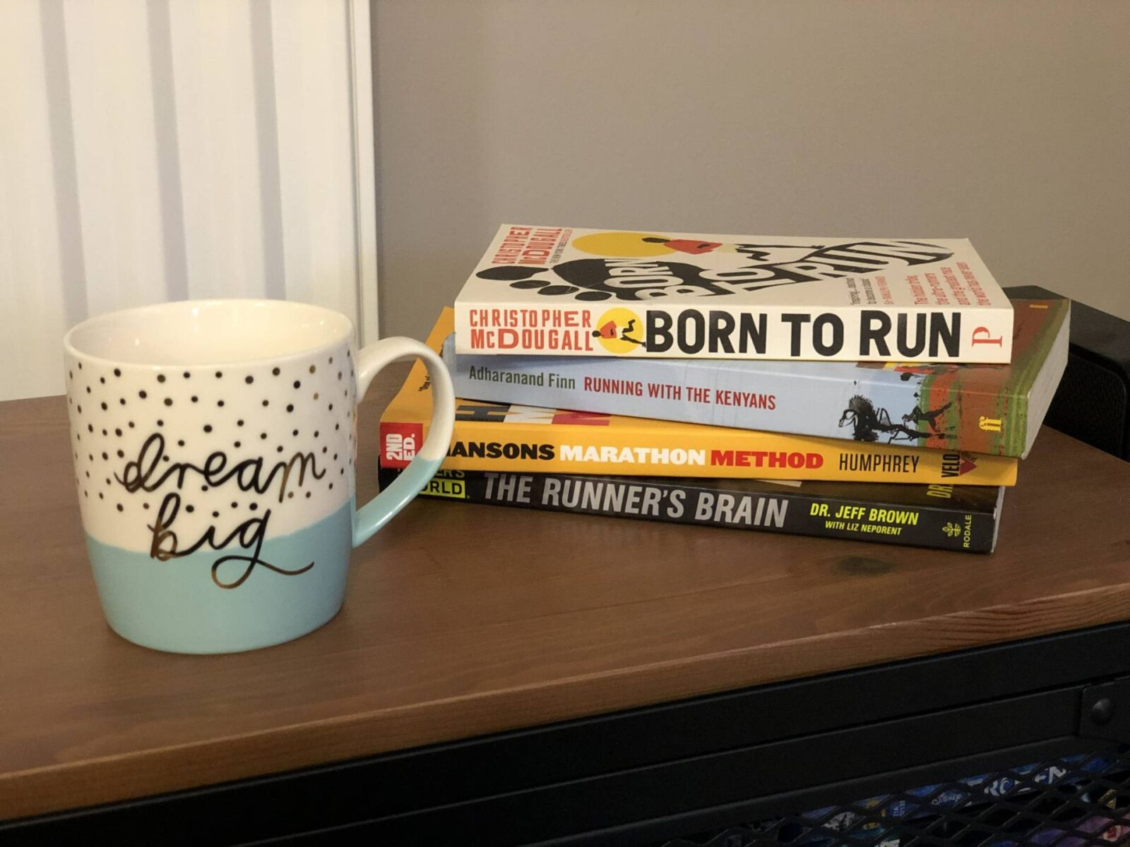 Manchester Marathon Prep: Running Books for Motivation